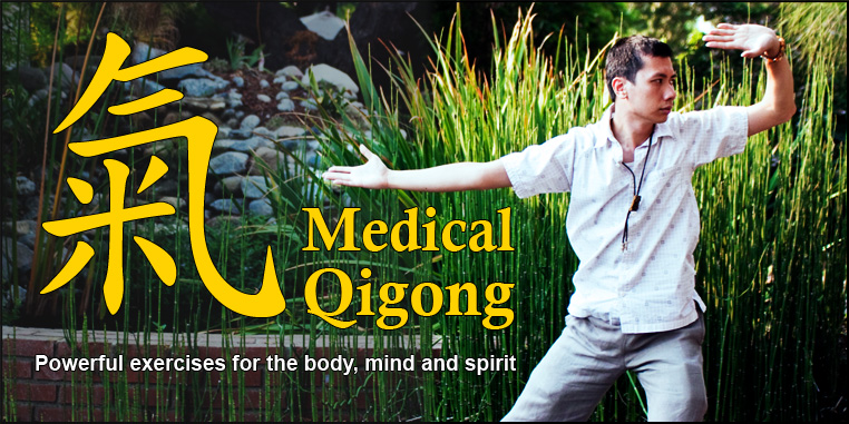 Medical Qigong Exercises for Health and Wellness